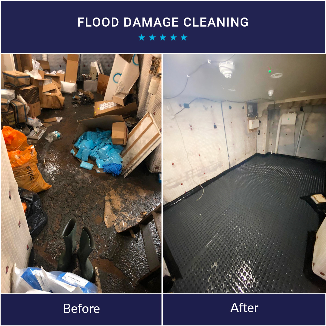 Before_and_after_flood_damage_cleanup